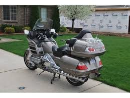 honda gold wing 1800 in michigan for sale used motorcycles on