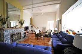 Blue Living Room Chair Navy Blue Living Room Ideas Neriumgb