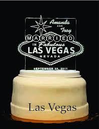 wedding cake las vegas las vegas light up wedding cake topper wedding collectibles