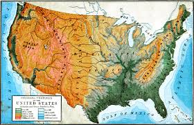 physical map of the united states 1181 jpg