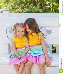 older girls halloween costumes girls in matching costumes halloween royalty free stock image