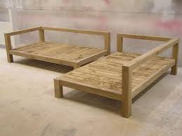 Garden Wooden Bench Diy by Best 25 Outdoor Furniture Ideas On Pinterest Diy Outdoor