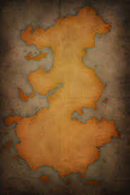 Blank Continent Map Free Continent Map With Bonus Blank Inn Map The Labyrinth