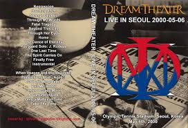 dream theater home silver linings bbw dream theater live in seoul 2000 05 06