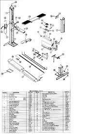 Rotary Coil Wiring Diagram Diagrams 819504 Rotary 2 Post Lift Wiring Diagrams U2013 The Complete