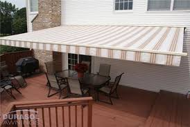 Outdoor Patio Awnings Residential Baraboo Tent U0026 Awning