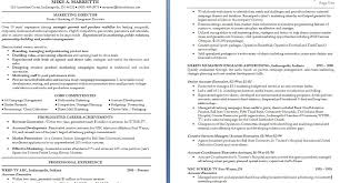 Example Of Marketing Resume by Sample Cv Of Marketing Assistant