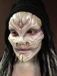 prosthetic halloween mask illwilledproductions prosthetics