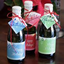 Wholesale Sparkling Cider Sparkling Cider Mini Bottles Gold Winter Holiday Foreverwed
