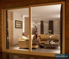 porte coulissante sur mesure les portes coulissantes sur mesure donnent du cachet à votre maison