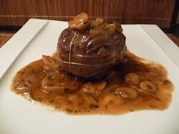 cuisiner paupiettes de veau alouettes sauce chasseur paupiettes de boeuf au fil du thym