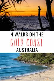 4 gold coast walks queensland australia