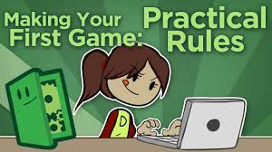 making your first game practical rules setting and keeping making your first game practical rules setting and keeping goals extra credits youtube