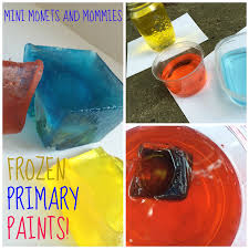 mini monets and mommies cool summer art activities for kids