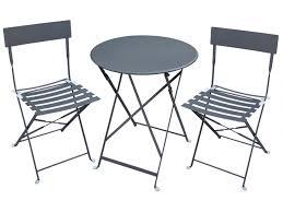 m chaises chaise et table de jardin 2 chaises en m tal canebiere blanc 9 salon