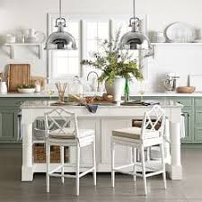 kitchens with islands images kitchen islands carts williams sonoma