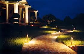 installing landscape lighting install landscape lighting to boost your home and garden in night