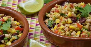 recette cuisine mexicaine salade mexicaine recette par à la mandoline