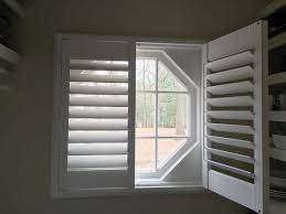 Window Treatments For Small Basement Windows How To Cover Those Goofy Octagonal Windows Window Treatments For