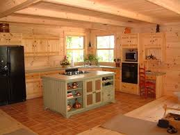 Log Home Kitchen Cabinets - best rustic kitchen cabinets best home decor inspirations