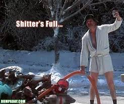 Shitters Full Meme - funny christmas pictures shitters full national loons christmas