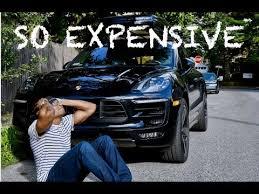 porsche macan cost repair costs on porsche macan turbo were 4k