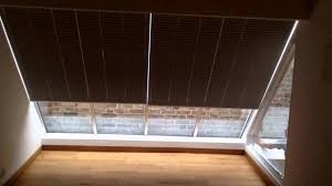 silent gliss 8500 pleated blind system with alba blackout fabric