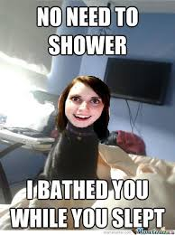 Clingy Girlfriend Meme - overly attached girlfriend by greede meme center