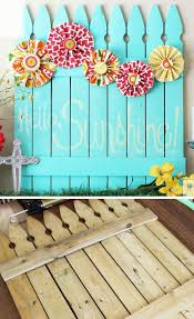 best 20 picket fence decor ideas on pinterest u2014no signup required