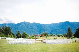 wedding venues washington state wedding venues washington lovely gorge wedding venue gallery 3