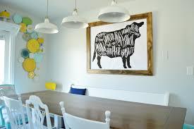 got beef a giant butcher chart art print loving here diy cow beef butcher art print diagram 9