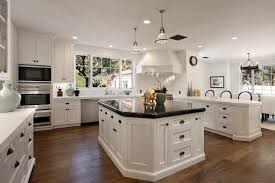 Kitchen Cabinets And Flooring Combinations Kitchen Breathtaking Cool White Shaker Kitchen Cabinets With