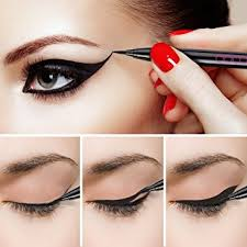 Eye Liner docolor waterproof eyeliner pen slim liquid