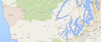 Map Of Clearwater Beach Trophy Black Bear Hunting In Washington State Big Game Hunting