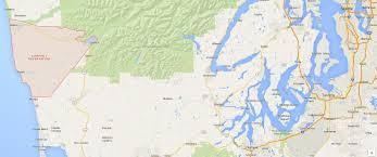 Map Washington State Trophy Black Bear Hunting In Washington State Big Game Hunting