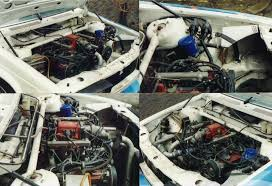 1985 maserati biturbo engine hnnnng maserati retro rides