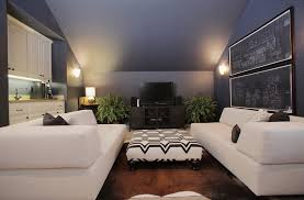 basement paint color home theater eclectic with wall lighting wet