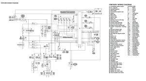 yamaha raptor wiring diagram yamaha 2008 raptor 250 wiring diagram