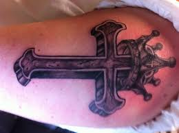 best cross amp crown pictures tattoomagz