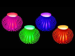 How To Make Paper Light Lanterns - how to make fancy paper lantern crafts hd