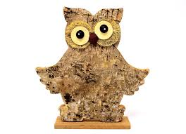 free photo owl wood nature tree bark figure max pixel