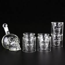 aliexpress com buy 10 styles new 1pc fashion solar powered amzdeal crystal wine glasses set wine skull carafe with decanter