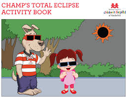 free printable kids eclipse activity book money saving mom