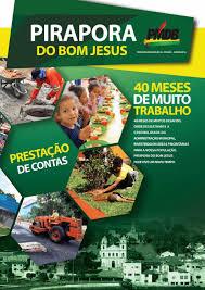 revista prestação de contas pmdb pirapora do bom jesus by pmdb