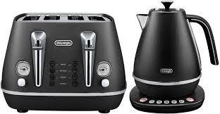 Toaster And Kettle Set Delonghi Top Notch Alternatives To A 6000 Toaster Appliances Online Blog