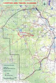 Usfs Fire Map Pinedale Area Fires Pinedale Online