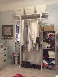 Free Standing Closet With Doors Stylish Design How To Build A Free Standing Closet Best 25 Ideas