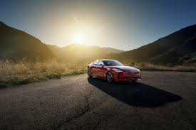 kia kia stinger with 3 3l v6 and awd priced from 47k in canada