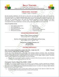 some exle of resume sle teaching resume artemushka