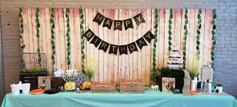how to decorate for a birthday party at home tiny town kids birthday party kids private party lancaster pa